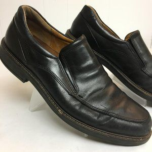 Ecco Authentic Footwear Leather Men's Loafer Shoe
